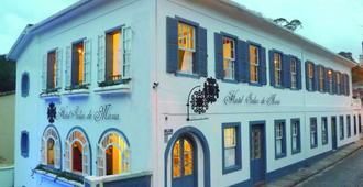 Hotel Solar de Maria - Ouro Preto - Edifício