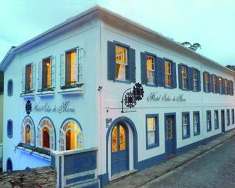 Hotel Solar de Maria - Ouro Preto - Gebäude