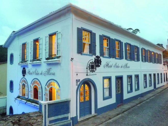 Hotel Solar de Maria - Ouro Preto - Κτίριο