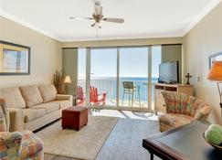 Boardwalk Beach Resort 1007 by Vacasa - Panama City Beach - Sala de estar