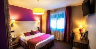 Hotel Akena Le Prado - Toulouse - Kamar Tidur