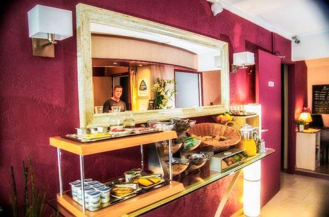 Hotel Akena Le Prado - Toulouse - Restaurant