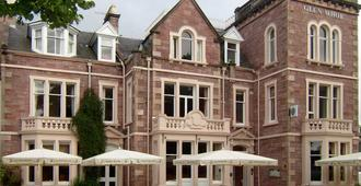 Glen Mhor Hotel - Inverness - Building
