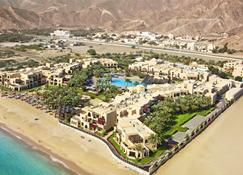Miramar Al Aqah Beach Resort - Dibba Al-Fujairah - Budynek