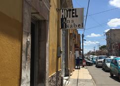 Hotel Ana Isabel - Durango - Buiten zicht