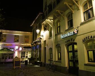 Hotel Van Ee - Bergen op Zoom - Gebouw