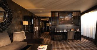 馬美遜亞伯丁酒店 - 亞伯丁 - 阿伯丁 - 客廳