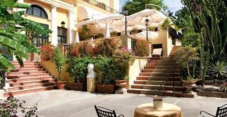 Imperial Hotel Tramontano - Sorrento - Patio