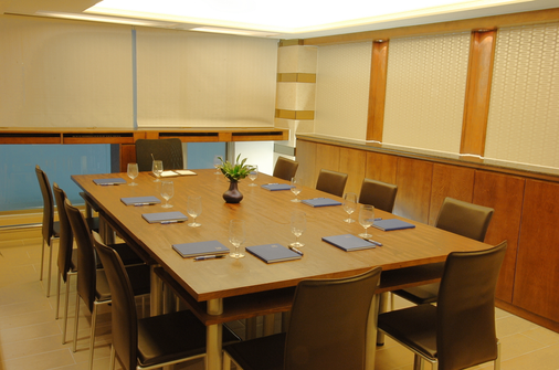 Harbour Hotel - Hong Kong - Meeting room