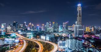 Baiyoke Sky Hotel - Bangkok - Vista esterna