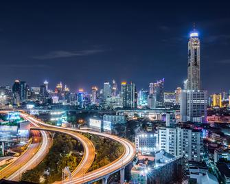 Baiyoke Sky Hotel - Bangkok - Widok na zewnątrz