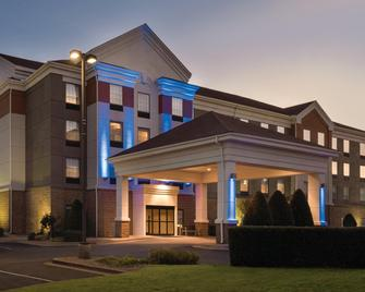 Holiday Inn Express Hotel & Suites Lawton-Fort Sill - Lawton - Gebouw