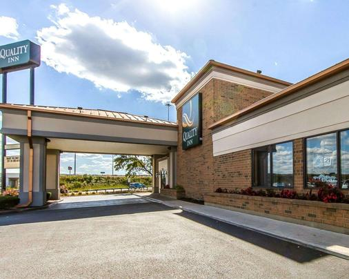Quality Inn - Chillicothe - Building