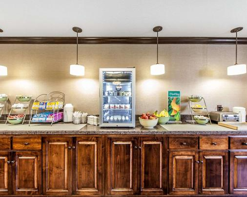 Quality Inn - Chillicothe - Buffet
