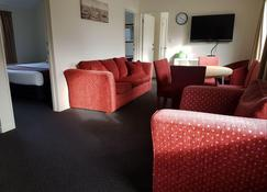 298 Westside Motor Lodge - Christchurch - Living room