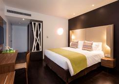 Campanile Shanghai Bund Hotel - Shanghai - Stanza da letto