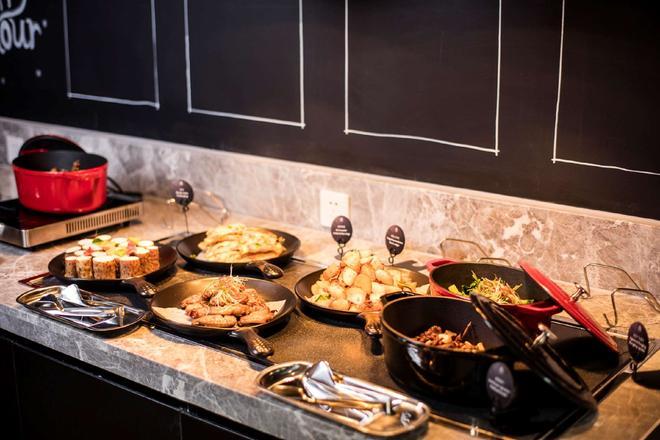 上海錦江之星(上海外灘店) - 上海 - 自助餐