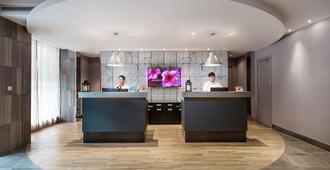 Campanile Shanghai Bund Hotel - Shanghai - Resepsjon