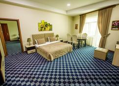 سي بيرل هوتل - باكو - غرفة نوم