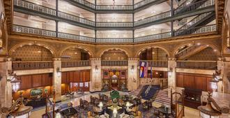 The Brown Palace Hotel and Spa Autograph Collection - Ντένβερ - Σαλόνι ξενοδοχείου
