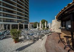 維拉加爾阿姆帕流斯酒店 - 維拉摩拉 - 維拉摩拉 - 游泳池