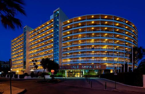 維拉加爾阿姆帕流斯酒店 - 維拉摩拉 - 維拉摩拉 - 建築