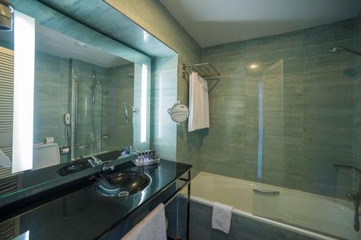 維拉加爾阿姆帕流斯酒店 - 維拉摩拉 - 維拉摩拉 - 浴室