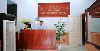 Avi Airport Hotel - Hanoi