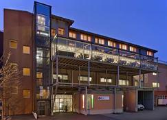 Hotel Olympica - Brig - Edificio