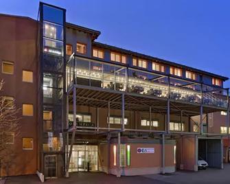 Hotel Olympica - Brig - Building