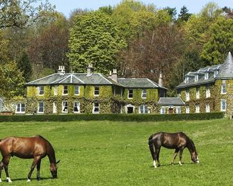 Kinloch House Hotel - Blairgowrie - Building