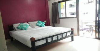 Abn Krabi - Hostel - Krabi - Camera da letto
