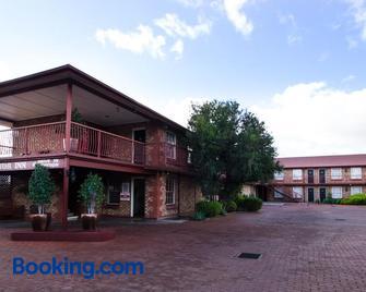 Old Willyama Motor Inn - Broken Hill - Bâtiment