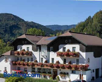 Hotel - Pension Scheiblechner - Göstling an der Ybbs - Gebäude