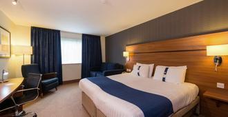 Holiday Inn Express Shrewsbury - שרוסברי - חדר שינה
