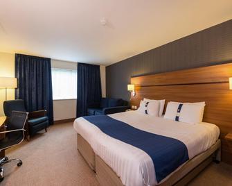 Holiday Inn Express Shrewsbury - Шрусбері - Спальня
