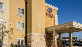 Comfort Suites West Dallas - Cockrell Hill - Dallas - Rakennus