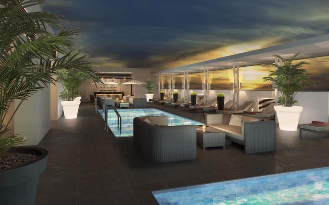 Centro Shaheen Jeddah By Rotana - Jeddah - Bar