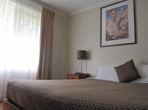 Forrest Hotel and Apartments - Canberra - Bedroom