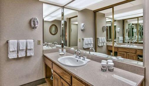 Plaza Resort Club - Reno - Phòng tắm