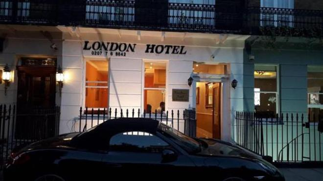 London Hotel Paddington - Λονδίνο