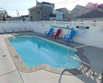 Blue Water Inn - Ocean City - Pool