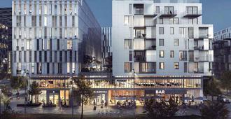Clarion Hotel Oslo - Oslo - Edificio