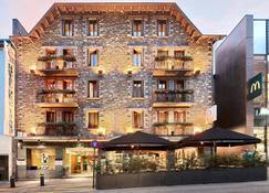德伊薩爾酒店 - 安道爾城 - 安道爾城 - 建築