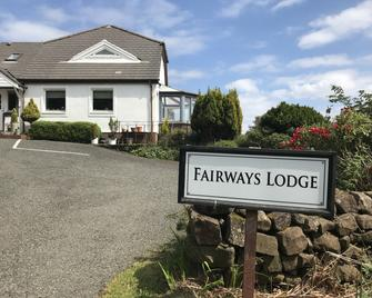 Fairways Lodge B&B - Acharacle - Edificio