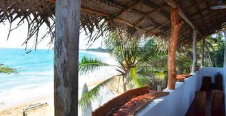 Villa Crocodile Beach - Hikkaduwa - Balkon
