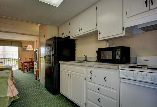Sea Hawk Motel - Ocean City - Kitchen