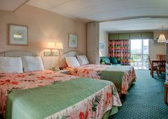 Sea Hawk Motel - Ocean City - Bedroom