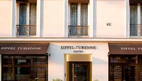 Hotel Eiffel Turenne - Paris - Bâtiment