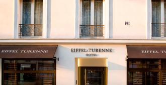 Hotel Eiffel Turenne - Париж - Здание